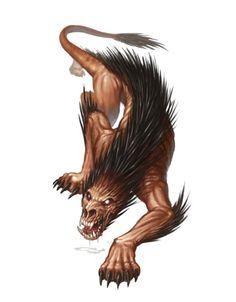Howler monsters in 2019 fantasy creatures, fantasy monster, mythical creatu Fantasy Beasts, Fantasy Rpg, Fantasy Creatures, Mythical Creatures, Wildest Fantasy, Savage Worlds, Dark Artwork, Creature Concept, Fantasy Island