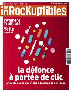 Les Inrockuptibles - N° 984 - Mercredi 8 Octobre 2014