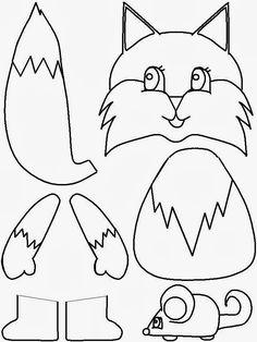 Daniel i& the Lion's Den: Print, color, cut out and