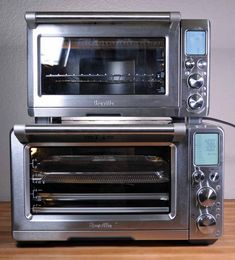 The Breville Smart Oven Air: Countertop Convection Cooking Made Easy Toaster Oven Cooking, Convection Oven Cooking, Toaster Oven Recipes, Oven Fryer, Air Recipe, Small Oven, Countertop Oven, Cast Iron Cooking, Accessories