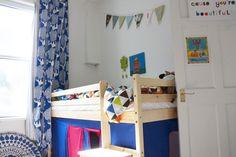 Wilfs bedroom