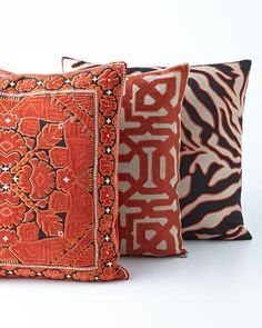-4UAG Bandhini Marrakesh Pillows