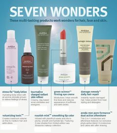 Seven Wonders Natural Hair Care