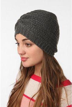 d861613e7a4 want this to cover my head. super cute! Slouchy Beanie