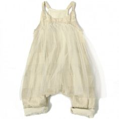 treehouse pina overall with tulle