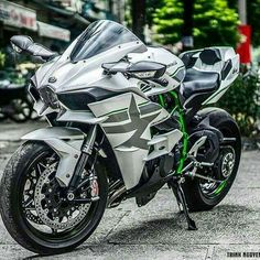 Mean Kawasaki. Nice!!