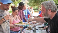 Invite Food Not Bombs co-founder Keith McHenry to speak in your community.