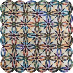 judy neimeyer quilts | Quilt Inspiration: Wedding Ring quilts (part 2): Judy Niemeyer Designs