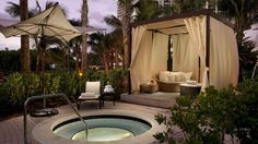 ONE Bal Harbour Resort & Spa Miami Cabana
