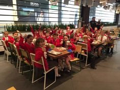 Our Cardiff Shack welcomed students and parents from nearby All Saints C/W Primary School for a day in the life of the Shack!