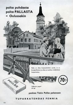 Pallasta Oulussakin Old Ads, Nostalgia, Pop, Retro, History, Popular, Pop Music, Old Advertisements, Mid Century