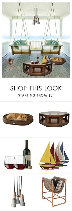"""Samantha_1329"" by samanthaos ❤ liked on Polyvore featuring interior, interiors, interior design, home, home decor, interior decorating, Ultimate, Libbey and Authentic Models"