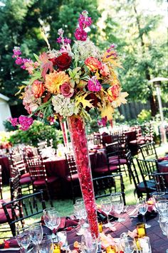 Unique Tall Wedding Centerpieces - Bing Images