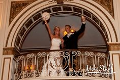 #Michigan wedding #Mike Staff Productions #wedding details #wedding photography #wedding dj #wedding videography #wedding reception #grand entrance #Colony Club Detroit http://www.mikestaff.com/services/dj-services