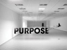A matter of purpose       People around our world are doing things mostly without any purpose. They've no idea why they are doing something and what could happen as a consequence for them or othe