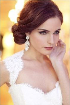 Flawlessly radiant bridal makeup!