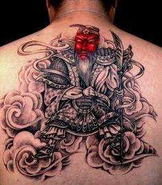 Chinese Tattoo