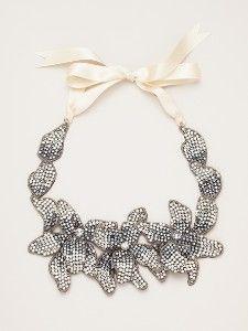 statement necklace - Suzanna Dai.com