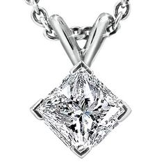 Diamond pendant - Not this one exactly,  But something pretty and shiny shiny.
