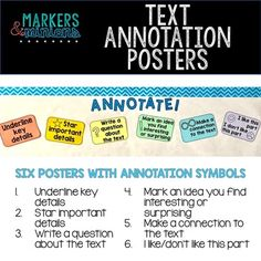 Thinking like a historian poster google search education posters symbols for students to use as they are close reading print on astrobright paper for a bulletin board that popsincluded underline key star important fandeluxe Gallery
