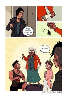 Tobias e Guy: Barata (parte 2)
