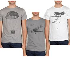 Men's Graphic Tees  by CrawlSpaceStudios ... my bro David would Love these!