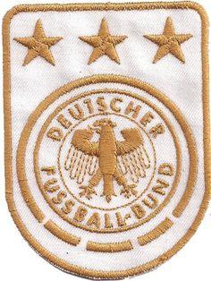 """Tolle Fanartikel zur Fußball-WM 2014, wie """"DFB Deutscher Fussball Bund Muster Fussball WM EM Trikot Aufnäher Patch"""" jetzt erhältlich: http://fussball-fanartikel.einfach-kaufen.net/anstecknadeln-knoepfe-aufnaeher/dfb-deutscher-fussball-bund-muster-fussball-wm-em-trikot-aufnaeher-patch/"""