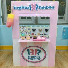 Preschool At Home, Preschool Activities, Toddler Crafts, Crafts For Kids, Mcdonalds Kids, Baskin Robbins, Art Classroom, Kids Playing, Cardboard Crafts