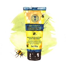 Save the bees with Neal's Yard Remedies Bee Lovely line. Shop organic: https://us.nyrorganic.com/shop/alysonclark/area/bee-lovely/