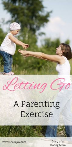 Letting go is harder than we think. As parents we always want to hold on to a number of things out of a sense of safety and control. But by yelling less and loving more we learn to let go gradually. Peaceful Parenting, Gentle Parenting, Parenting Advice, Learning To Let Go, Raising Boys, Mom Advice, Healthy Kids, Toddler Activities, Family Life
