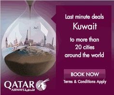 Last Minute Deals from Kuwait