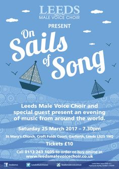 On Sails of Song. March 2017.