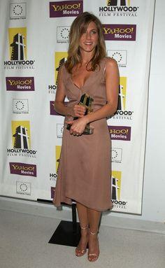 Jennifer Aniston 6th Annual Hollywood Film Festival Hollywood Awards BEVERLY HILLS, CA. OCTOBER 7, 2002