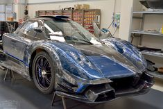 Prototype 0 team and our friend Marchettino visited the Pagani Automobili headquarter in Italy for a factory tour of two buildings, the old...