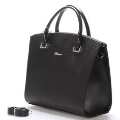#DelamiFlorida Bestseller 2017! Novinka našeho e-shopu. Luxusní model od značky Delami je odrazem elegance, luxusu a stylovosti. Černá matná kabelka se saffianovým čelem Delami Florida je opravdovým skvostem, perfektní tvar, jemné doplňky, čistota designu.. Tvar, Kate Spade, Florida, Model, Bags, Luxury, Handbags, Scale Model, Taschen