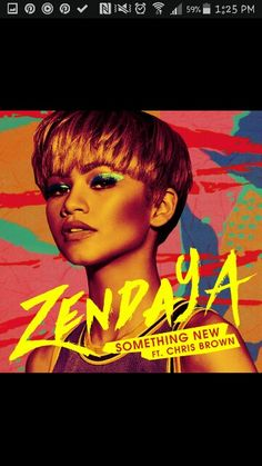 #NowPlaying Something New by Zendaya