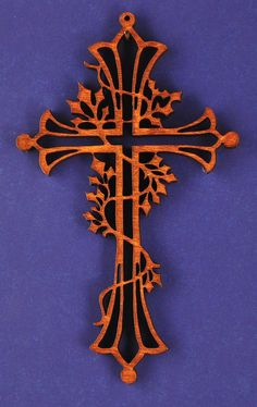 crosses | would like to think this beautiful vine cross must have been ...