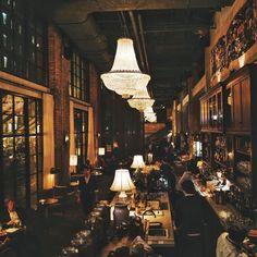 MINUS MANHATTAN — Soho House Chicago.
