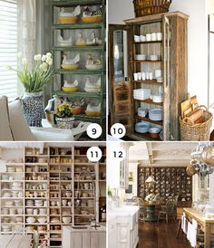 The 12 Best Ways to Display a Dish Collection - The Interior Collective