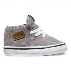 d147ba796d Half Cab Frost Grey Shoes Baby Boy Shoes