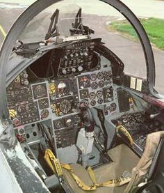 The cockpit shown above is the cockpit of the F-15C. Description from…