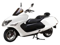 "SCO023 300cc Scooter Automatic Transmission, Disc Brakes, 13"" Wheels $2300.00"