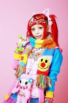 Tokyo Street Fashion, Japanese Street Fashion, Japan Fashion, Harajuku Girls, Harajuku Fashion, Kawaii Fashion, Lolita Fashion, Grunge Style, Soft Grunge