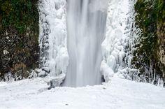 Frozen Pool, Multnomah by A. F. Litt on 500px