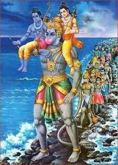 Hanuman army