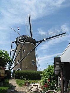 Molen De Haan Brouwershaven