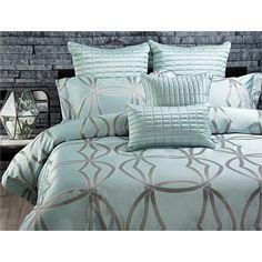 Duvet Cover Sets - Bedroomware - Briscoes - Fieldcrest Salome Duvet Cover Set