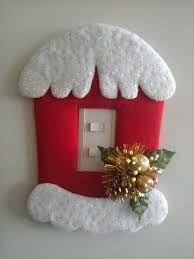 Resultado de imagen para decorar apagadores navidad
