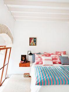 nuevo estilo Estilo Interior, Home Interior, Interior Design, Scandinavian Interior, Scandinavian Design, Interior Ideas, Bedroom Loft, Home Bedroom, Bedroom Decor