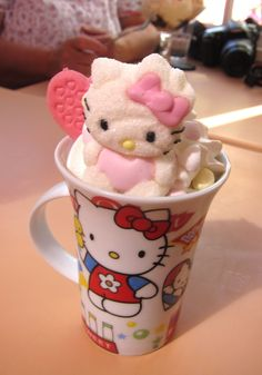 Hello Kitty drink. the real japan, real japan, hello kitty, hello, kitty, kitty chan, japan, japanese, cartoon, character, anime, animation, mascot, chara, sanrio, tour, travel, explore, trip, adventure, gifts, merchandise, toys, dolls http://www.therealjapan.com/subscribe/